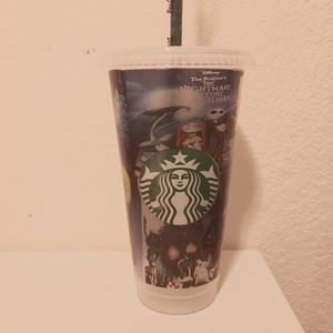 New Starbuck Nightmare before Christmas cold cup